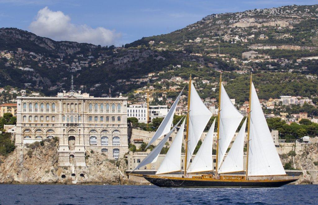 регата в Монако