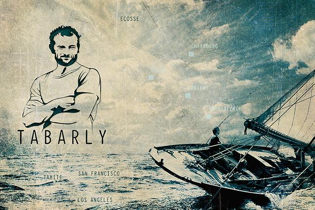 Эрик Табарли. Яхтсмен