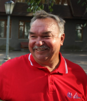 Виктор Потапов, почетный ректор 1'РПУ