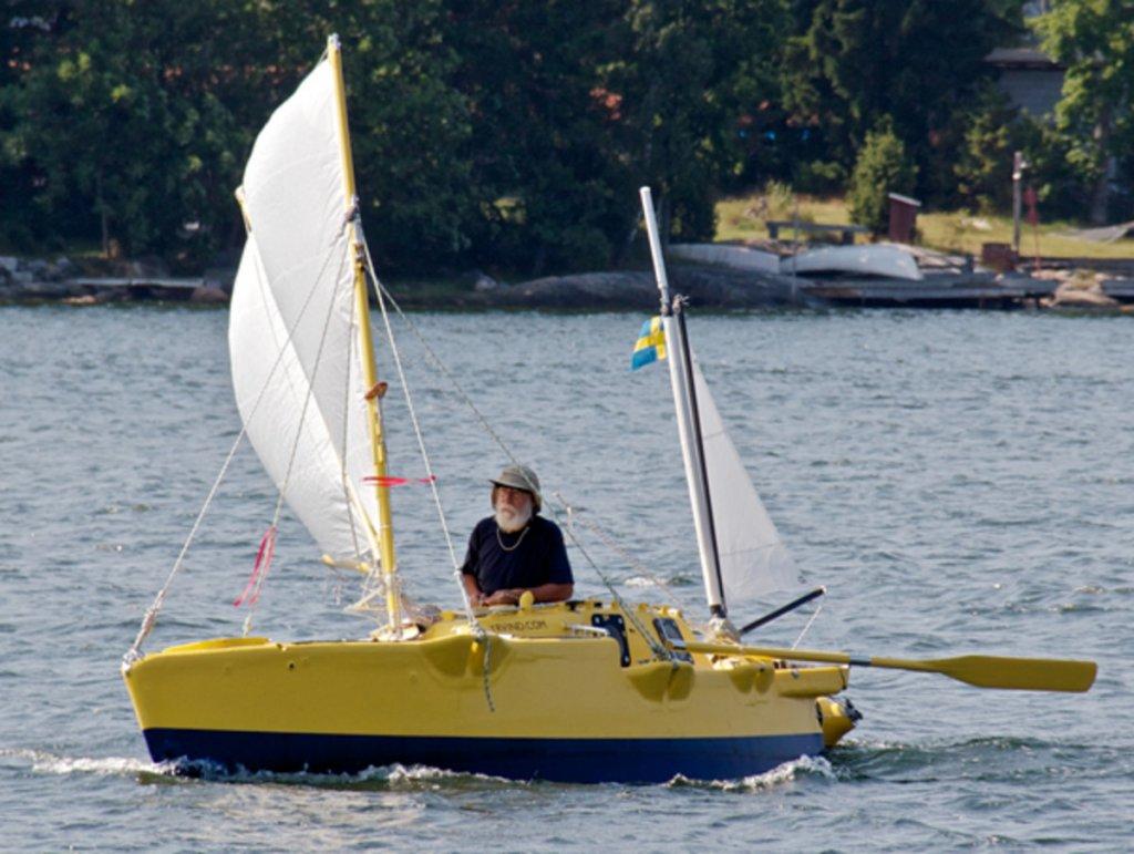 Яхта своими руками