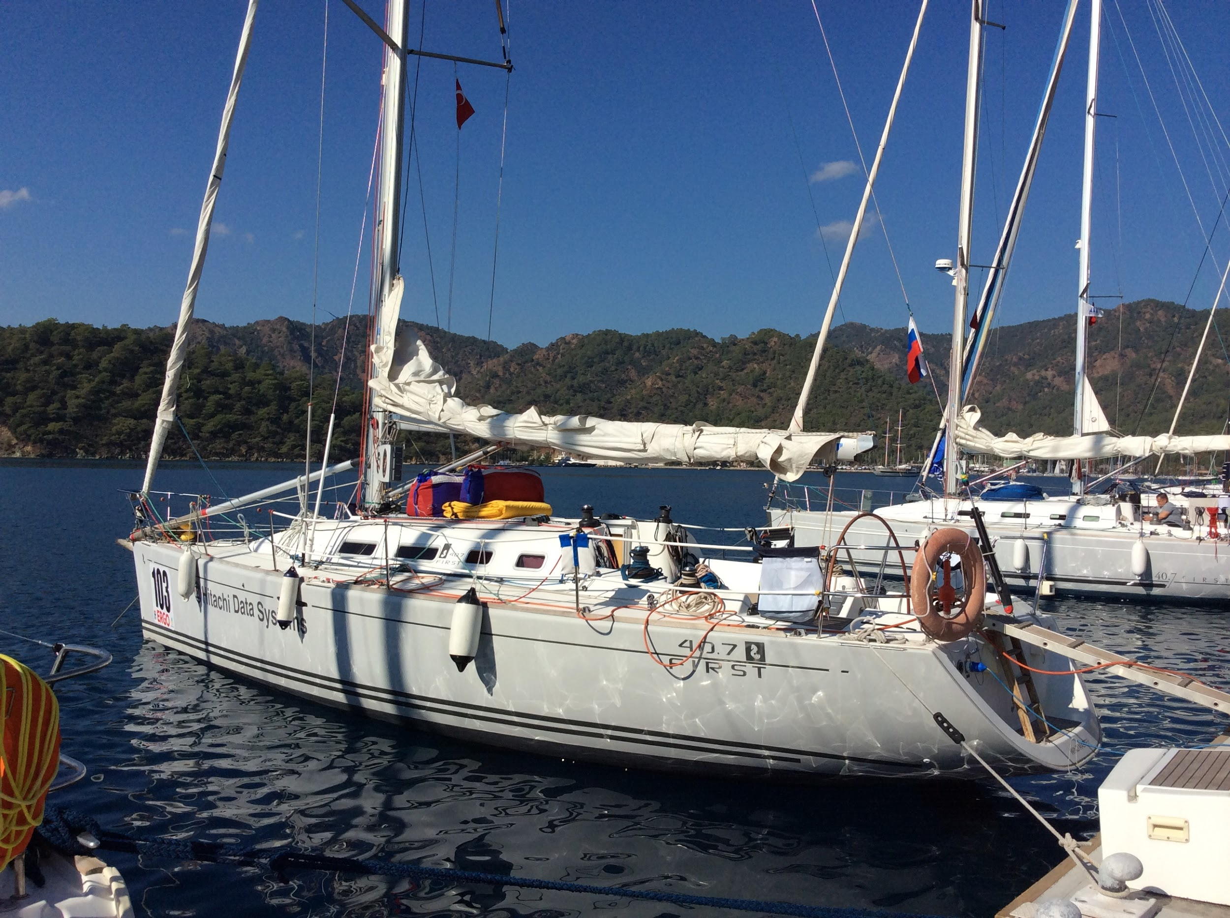 Яхта Wind Master